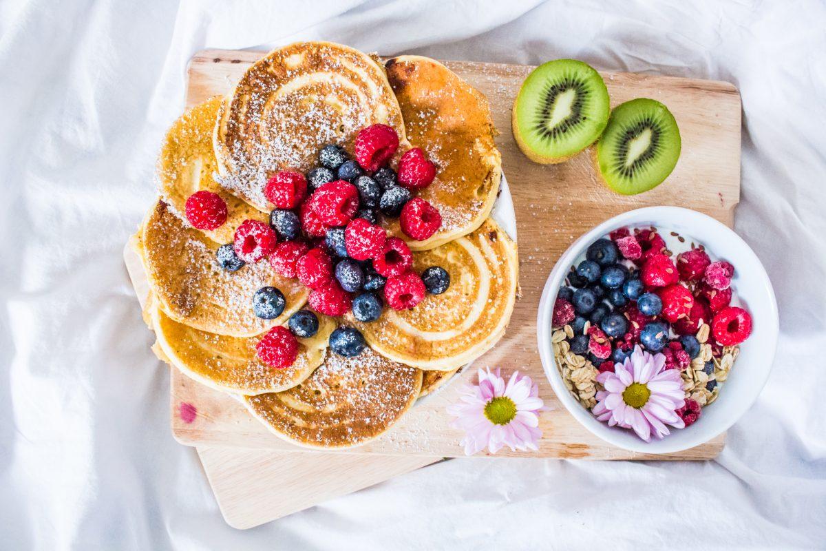 Pancakes Pfannkuchen