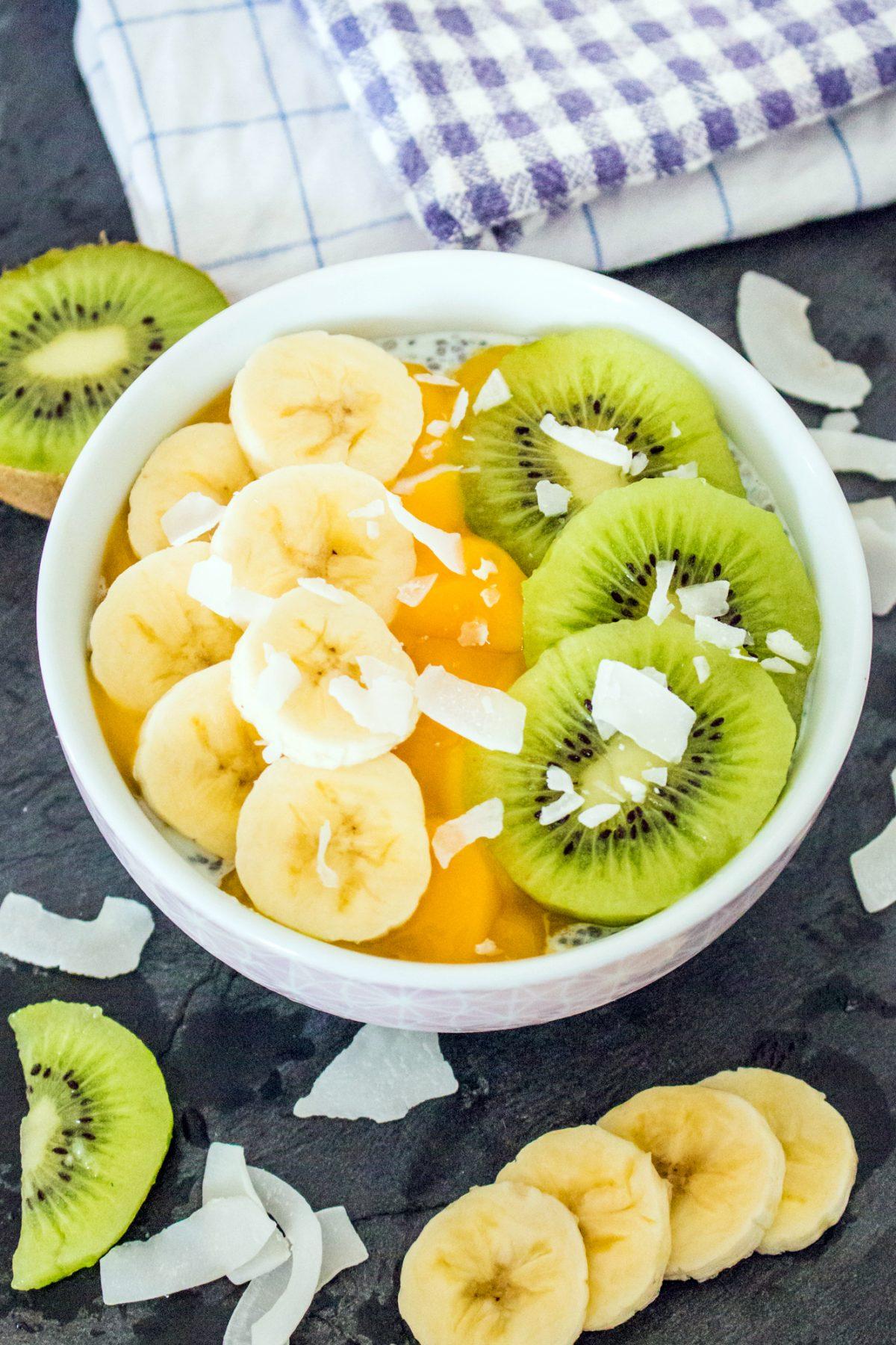 Chia Pudding Mango