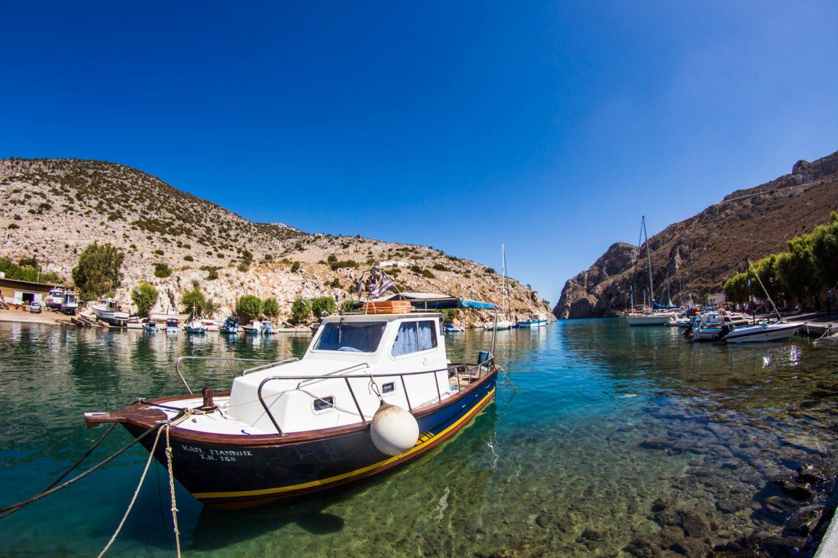 Kalmynos Travel Griechenland