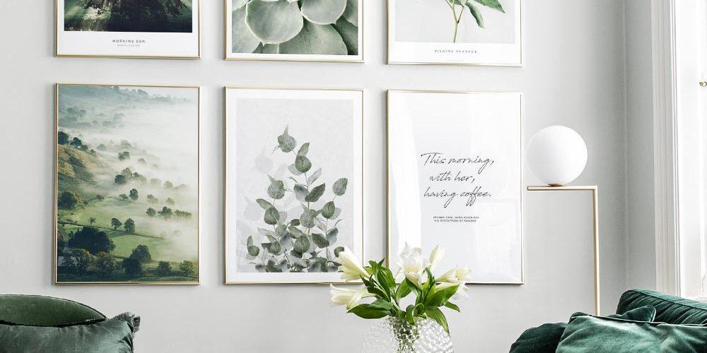 Let's decorate: Schöne Poster für die eigenen 4-Wände von Poster Store