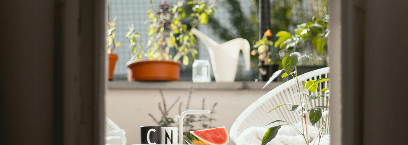 Balkon stilvoll einrichten – mit diesen Tipps verwandelst du deinen Balkon in eine Wohlfühloase